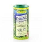 Sel bio aux herbes aromatiques et algues iodées, boîte saupoudreuse