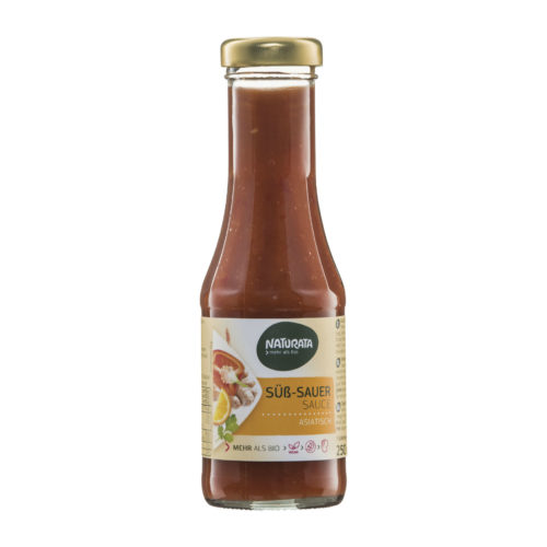 Sauce Aigre-doux bio