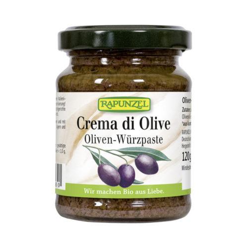 Pâte épicée d'olives bio