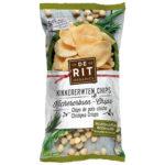 Chips de pois chiche romarin