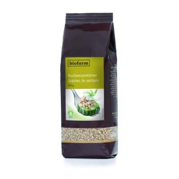 Grains de sarrasin, bourgeon bio