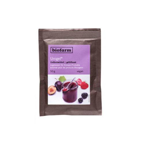 Unigel, autorisé pour les produits Bourgeon