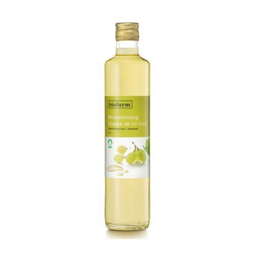 Vinaigre de vin blanc, bourgeon