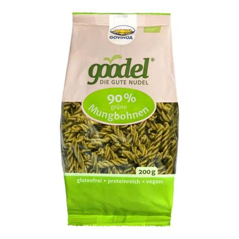 Goodel' Spirales haricot mungo bio