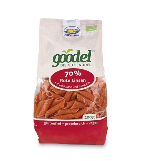 Goodel' Spirales lentille rouge bio