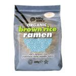 Nouilles ramen au riz complet bio