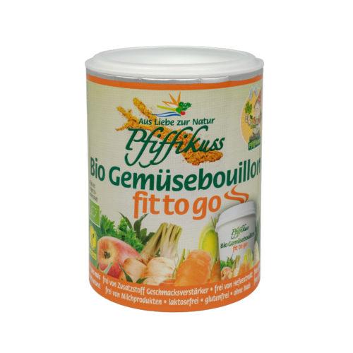 Bouillon de légumes 'fit to go' bio