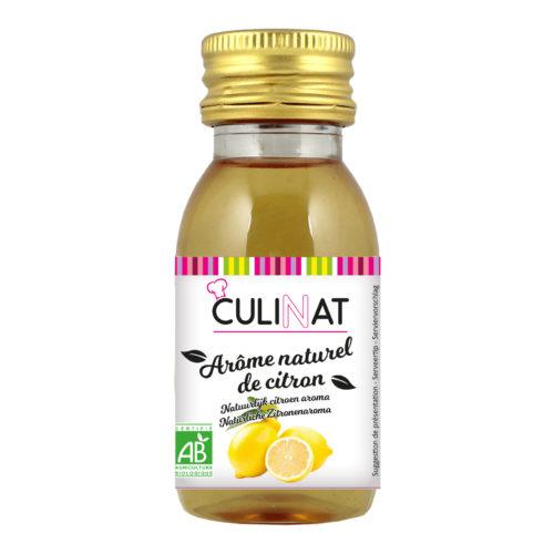 Arôme naturel de citron