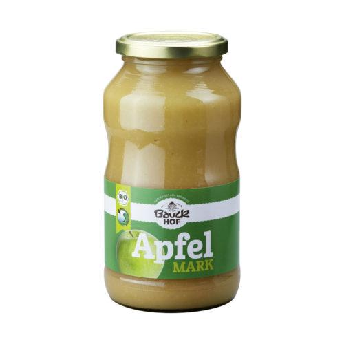 Compote de pommes bio sans sucres ajoutés