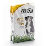 Croquettes poulet-céréales pour chien