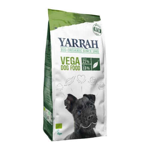 Aliments pour chiens vega