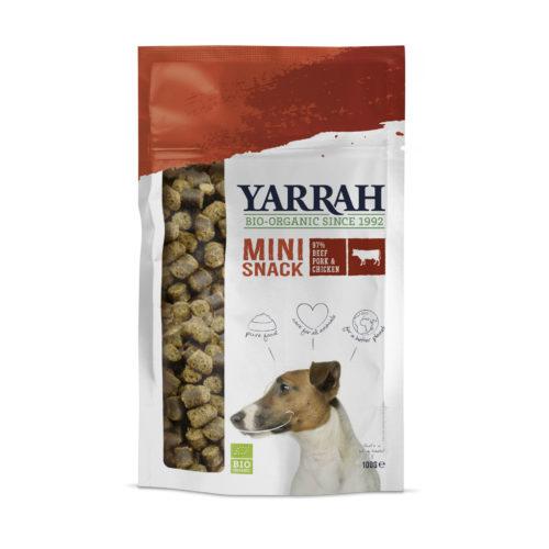 Snack mini pour chien bio
