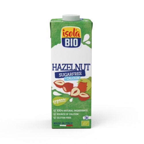 Drink aux noisettes avec calcium bio