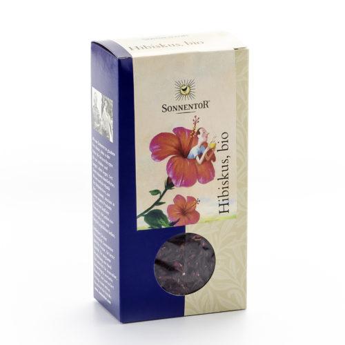 Tisane d'hibiscus bio en vrac