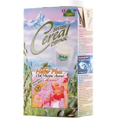 Swiss Cereal-Drink à l'avoine Plus calcium bio