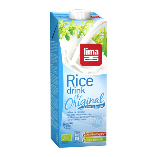 Drink au riz bio