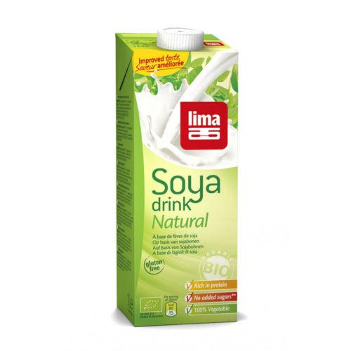 Drink au soja bio