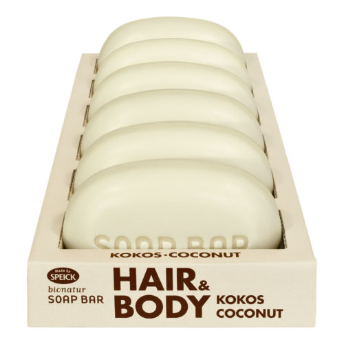 Bionatur Body & Hair savon au coco