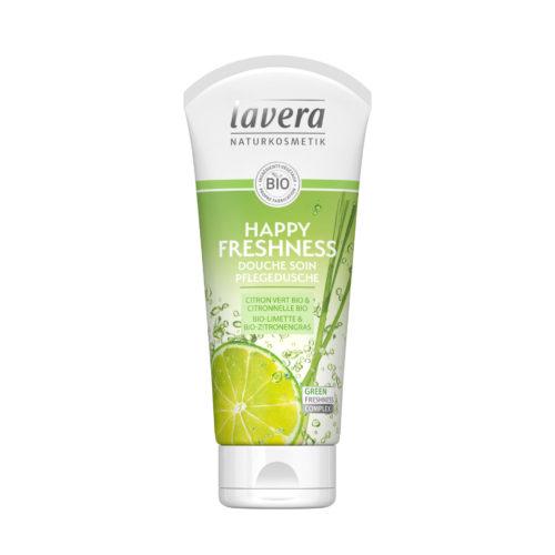 Douche soin Happy Freshness Citron vert bio & Citronelle bio