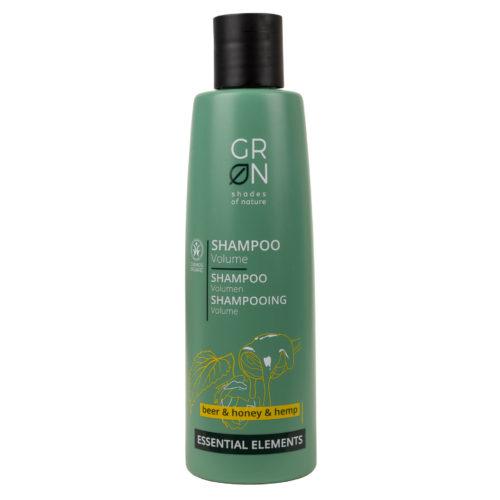 Bio Shampooing volume ESSENTIAL -bière, miel & chanvre
